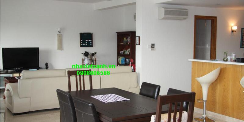 Bán căn hộ River Garden Thảo Điền