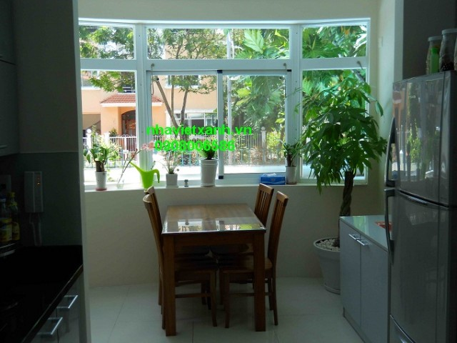 Villa For Rent in HCMC