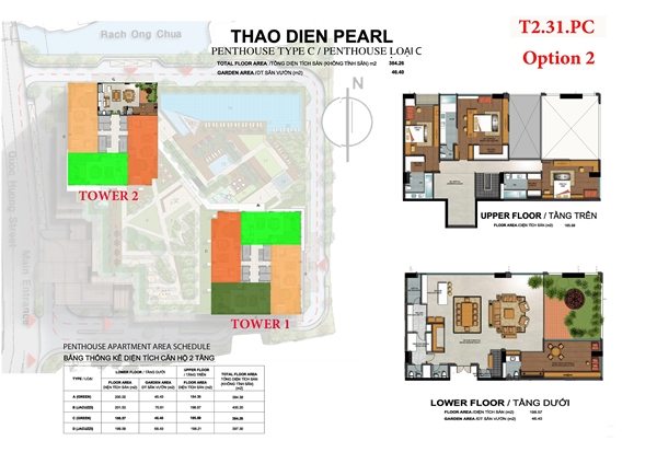 Penthouse Thảo Điền Pearl 1900$, Bán Penthouse Thảo Điền Pearl, Bán căn hộ Penthouse Thảo Điền Pearl, Căn hộ Thảo Điền Pearl, Bán căn Penthouse Thảo Điền Pearl