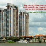 Bán căn hộ Penthouse Xi Riverview Palace 25 tỷ