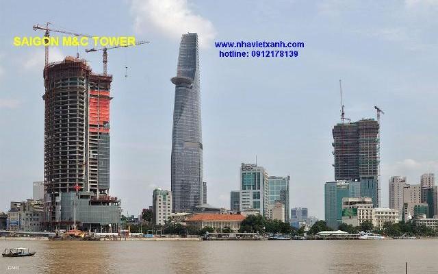 Bán căn hộ Saigon M&C Tower đường Tôn Đức Thắng – Quận 1
