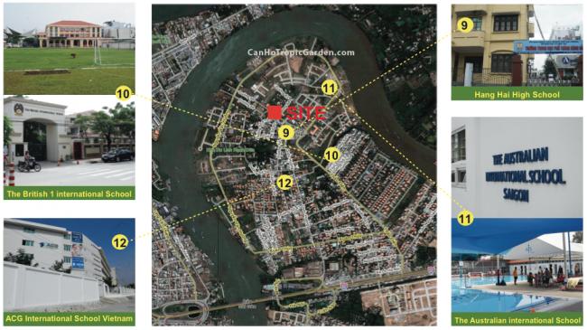 Căn hộ Quận 2, Bán căn hộ Quận 2, Bán căn hộ giá rẻ, Bán căn hộ Tropic Garden, Căn hộ Thảo Điền, Bán căn hộ Thảo Điền, Bán căn hộ Saigon