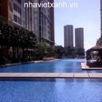 Bán căn hộ The Vista view sông Sài Gòn giá 1500$