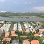 Bán căn hộ The Vista: 142m2 view sông Sài Gòn