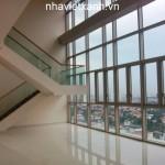 Bán căn hộ The Vista giá 26 triệu/m2 view hồ bơi tòa T3