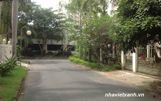 Bán biệt thự Phú Mỹ Hưng