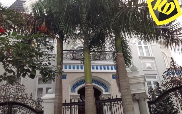 Bán biệt thự An Phú An Khánh mặt hồ Sinh Thái