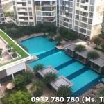 Bán căn hộ The Estella 148m2 view hồ bơi giá rẻ