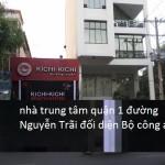 Bán nhà mặt đường Nguyễn Trãi Quận 1