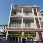 Cho thuê nhà phố An Phú An Khánh quận 2