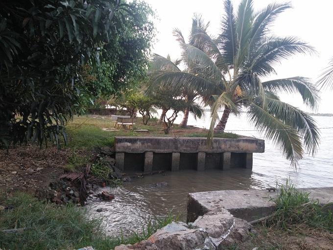 Bán đất mặt tiền sông Long Phước Quận 9 giá 6,5tr/m2