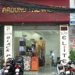 Bán nhà mặt tiền đường Nguyễn Thái Bình Quận 1