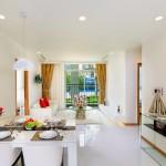 Cần bán gấp căn hộ Vinhomes Central Park hướng Tây Nam, giá 3,3 tỷ
