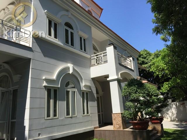 Cho thuê biệt thự An Phú An Khánh Quận 2 giá 50tr/ tháng