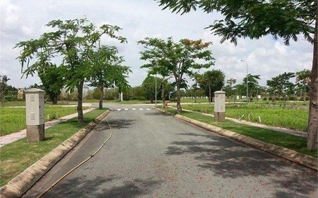 Bán đất Huy Hoàng Thạnh Mỹ Lợi MT 12m giá 48tr/m2