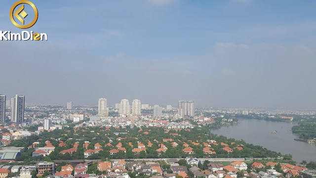 Cho thuê căn hộ 2PN Masteri Thảo Điền Quận 2