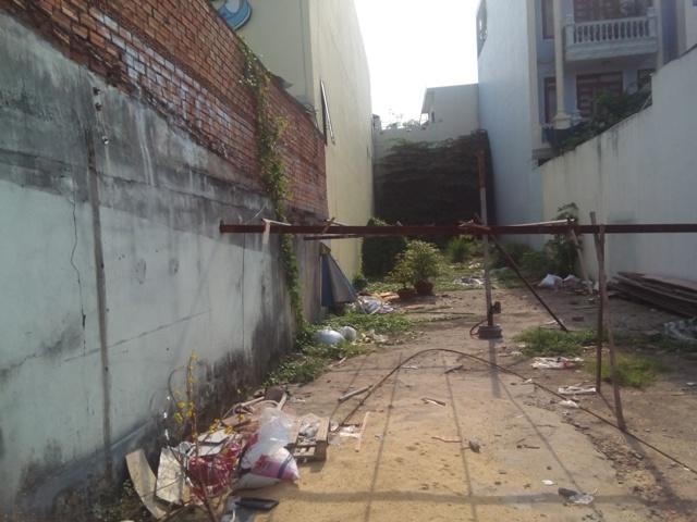 Cho thuê đất mặt tiền Trần Não quận 2 diện tích 280m2