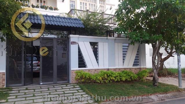 Bán biệt thự An Phú An Khánh gần hồ sinh thái