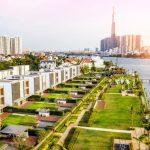 Biệt thự Holm ven sông Thảo Điền