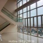 Bán căn hộ Penthouse The Vista view sông Sài Gòn